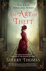 The Art of Theft, Sherry Thomas