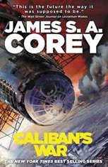 Caliban's War, James S.A. Corey