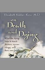 a review of the book on death and dying by elisabeth kubler ross Read on death and dying book reviews & author details and more at  ten  years after elisabeth kübler-ross's death, a commemorative edition with a new.