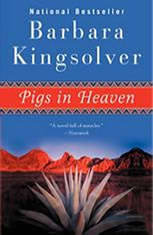 pigs in heaven essay Novelist kingsolver (pigs in heaven) is not one to let her miscellany stagnate she has revised or expanded many of the 25 essays included here, most of which have previously been published, and.