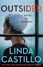 Outsider A Novel of Suspense, Linda Castillo