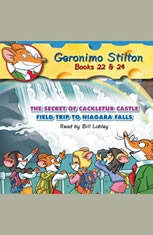 the secret of cacklefur castle book report The secret of cacklefur castle (geronimo stilton, no 22) by stilton, geronimo a copy that has been read, but remains in clean condition all pages are intact, and the cover is intact.