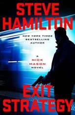 Exit Strategy A Nick Mason Novel, Steve Hamilton