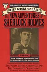 The Night Before Christmas and The Darlington Substitution: The New Adventures of Sherlock Holmes, Episode #25