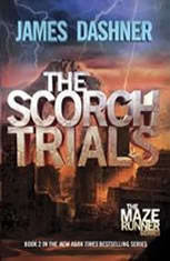 The Scorch Trials (Maze Runner Series #2) - Audiobook Download