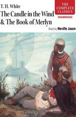 The Candle In The Wind & The Book Of Merlyn - Audiobook Download