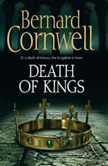 Death of Kings A Novel, Bernard Cornwell