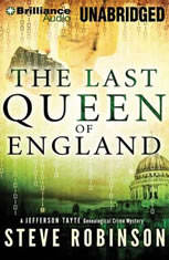 The Last Queen of England - Audiobook Download