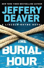 The Burial Hour, Jeffery Deaver