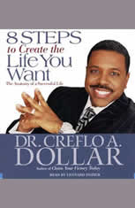 8 Steps to Create the Life You Want: The Anatomy of a Successful Life - Audio Book Download