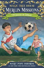 Magic Tree House #52: Soccer on Sunday - Audiobook Download