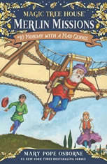 Monday with a Mad Genius (Magic Tree House, No. 38)