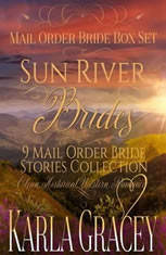 Mail Order Bride Box Set - Sun River Brides - 9 Mail Order Bride Stories Collection - Audiobook Download