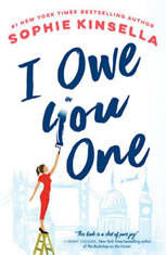 I Owe You One A Novel, Sophie Kinsella