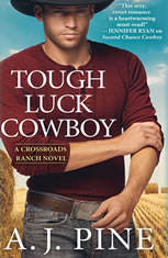 Tough Luck Cowboy, A.J. Pine