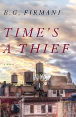 Time's a Thief: A Novel - Audiobook Download