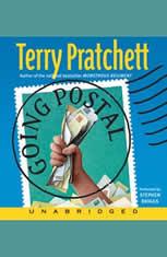 Going Postal - Audiobook Download