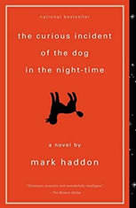 The Curious Incident of the Dog in the Night Time, Mark Haddon