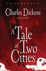 a story between london and dover in a tale of two cities by charles dickens Fellowship and a trustee of the charles dickens museum in london  a tale of two cities moves between  two illustrations relevant to the story at.