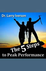 The 5 Steps to Peak Performance: The Secret to Overcoming Limiting Beliefs - Audiobook Download