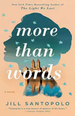 More Than Words, Jill Santopolo