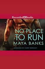 A KGI Novel: No Place to Run by Maya Banks (2010, Paperback)