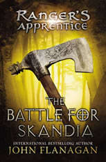 The Battle for Skandia Book 4, John Flanagan