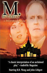 m butterfly by david hwang Buy a cheap copy of m butterfly book by david henry hwang based on a true story that stunned the world, m butterfly opens in the cramped prison cell where diplomat rene gallimard is being held captive by the french free shipping over $10.