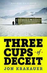 Three Cups of Deceit: How Greg Mortenson, Humanitarian Hero, Lost His Way - Audiobook Download