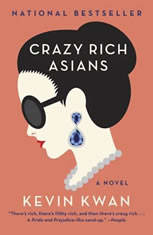 Crazy Rich Asians, Kevin Kwan