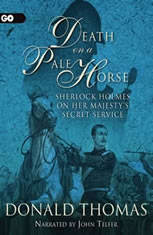 Death on a Pale Horse: Sherlock Holmes on Her Majestys Secret Service - Audiobook Download