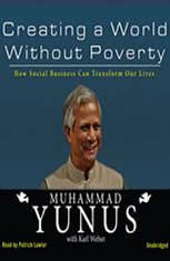 muhammad yunus social business book pdf