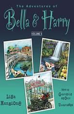 The Adventures of Bella & Harry, Vol. 6: Lets Visit Dublin!, Lets Visit Maui!, Lets Visit Saint Petersburg! - Audiobook Download