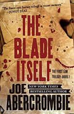 The Blade Itself, Joe Abercrombie