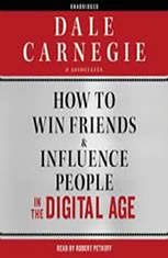 a life changing advice in how to win friends and influence people in the digital age a book by dale  His book, how to win friends and influence people, became a best seller worldwide, and life magazine named him one of the most important americans of the twentieth century this is the first full-scale biography of this influential figure.