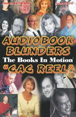 Audiobook Blunders; Gag Reel - Audiobook Download