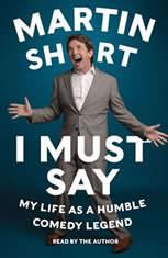 comedy audio book
