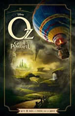 Oz the Great and Powerful - Audiobook Download