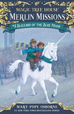 Magic Tree House #36: Blizzard of the Blue Moon - Audiobook Download