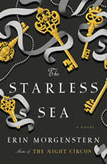 The Starless Sea A Novel, Erin Morgenstern