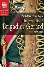 The Exploits Of Brigadier Gerard - Audiobook Download