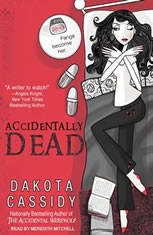 Accidentally Dead - Audiobook Download
