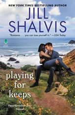Playing for Keeps A Heartbreaker Bay Novel, Jill Shalvis