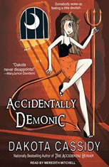 Accidentally Demonic - Audiobook Download