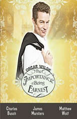 a review of oscar wildes play the importance of being ernest Few plays seem less likely candidates for a radical queer rewrite than 'the  importance of being earnest', the latest of oscar wilde's works to be.
