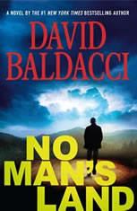 No Man's Land John Puller Series, David Baldacci