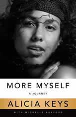 Audio Wednesday - Alicia Keys  More of Myself: A Journey