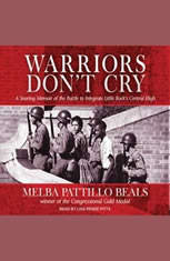 the battle of melba at central high school in warriors dont cry a book by melba pattillo beals Warriors don't cry melba patillo beals  just going to high school for a year melba is fighting a battle,  at central high school melba and similar.