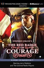 a review of stephen cranes the red badge of courage Read common sense media's the red badge of courage review parents need to know that stephen crane's the red badge of courage is a short but powerful classic.