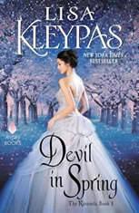 Devil in Spring The Ravenels, Book 3, Lisa Kleypas